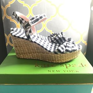 NWT Kate Spade Tilly Sandals